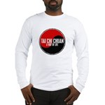 TAI CHI CHUAN Way Of Life Yin Yang Long Sleeve T-S