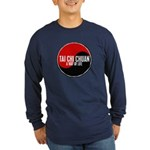 TAI CHI CHUAN Way Of Life Yin Yang Long Sleeve Dar