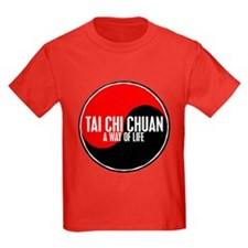 TAI CHI CHUAN Way Of Life Yin Yang T
