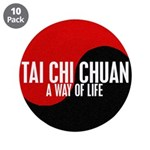 TAI CHI CHUAN Way Of Life Yin Yang 3.5