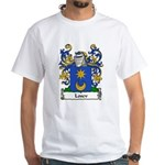 Losev Family Crest White T-Shirt