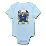 Losev Family Crest Infant Creeper