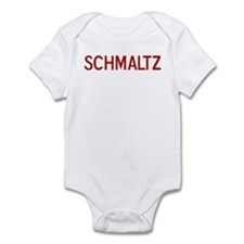 Schmaltz Infant Bodysuit