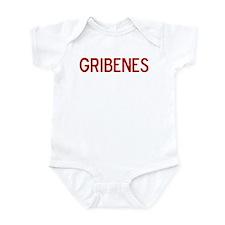 Gribenes Infant Bodysuit