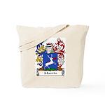 Mavrin Family Crest Tote Bag