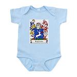 Mavrin Family Crest Infant Creeper