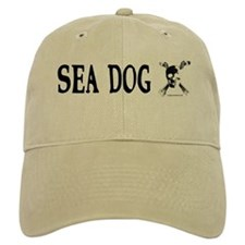 Salty sea dog Cap