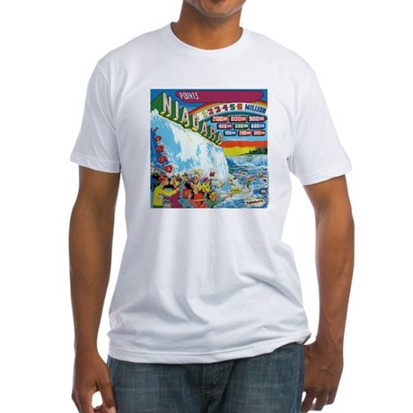 Gottlieb&reg; &quot;Niagara&quot; Fitted T-Shirt