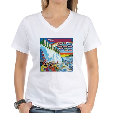 Gottlieb&reg; &quot;Niagara&quot; Women's V-Neck T-Shirt