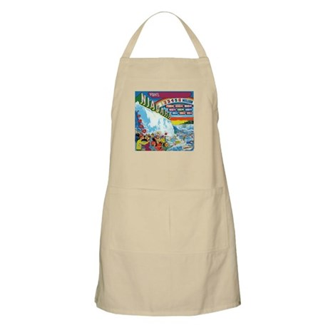 Gottlieb&reg; &quot;Niagara&quot; BBQ Apron