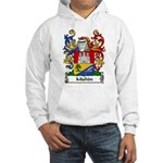 Mishin Family Crest Hooded Sweatshirt