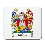 Mishin Family Crest Mousepad