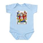 Mishin Family Crest Infant Creeper