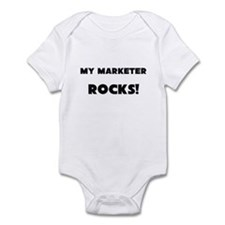 MY Marketer ROCKS! Infant Bodysuit