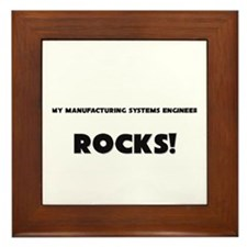 MY Manufacturing Systems Engineer ROCKS! Framed Ti