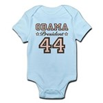 President Obama 44 Infant Bodysuit