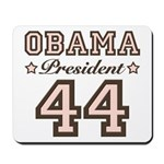 President Obama 44 Mousepad
