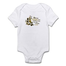 Gandhi Infant Bodysuit