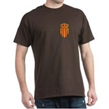 Cute Catalonia flag T-Shirt