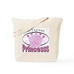 Shoe Princess Tote Bag
