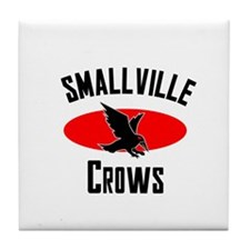 Smallville Crows Tile Coaster