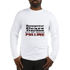Traction Puller Long Sleeve T-Shirt