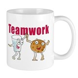 Cute Teamwork Mug