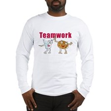 Unique Teamwork Long Sleeve T-Shirt