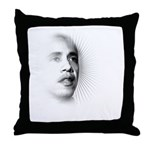 The Dream: Obama Throw Pillow
