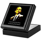 Obama Victory of a Dream Keepsake Box