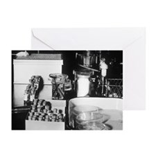 Historical FDA Lab - Greeting Cards (Pk of 10)