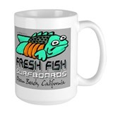Fresh Fish Surfboards  Tasse