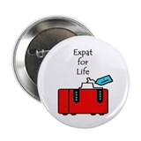 Expat for Life Button