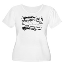 White Shirts T-Shirt