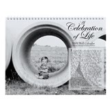 Celebration of Life Wall Calendar