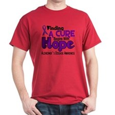 HOPE Alzheimer's Disease 5 T-Shirt