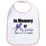 Alzheimer's Memory Grandpa Bib
