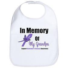 Alzheimer's Memory Grandpa Bib