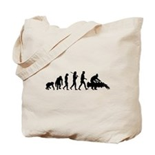 Oil Workers Tote Bag