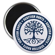 Scottish Roots Magnet