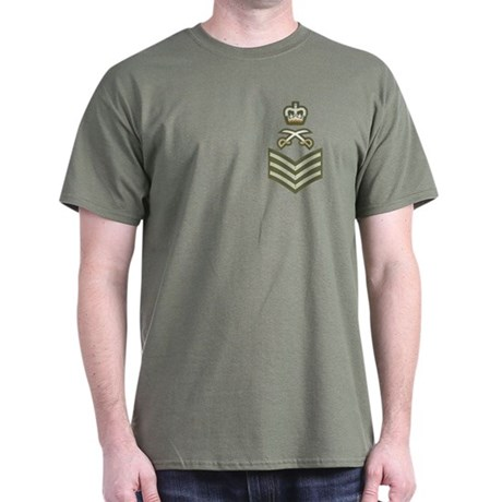 Staff Sergeant PTI Dark T-Shirt 5