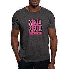 Think Pink Dark T-Shirt