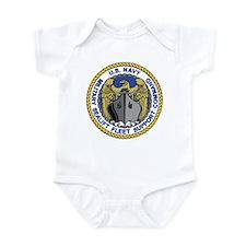 MSC Fleet Support Infant Bodysuit