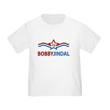 Bobby Jindal '12 Toddler T-Shirt