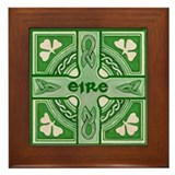 Ireland Framed Tile