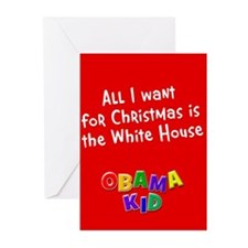 All I want for Christmas Greeting Cards (Pk of 20)