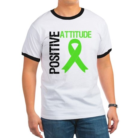 Lymphoma Positive Attitude Ringer T