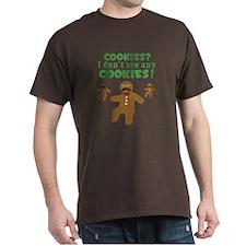 Gingerbread Man Disguise T-Shirt