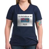 I'd rather be in Fiji Shirt