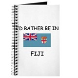 I'd rather be in Fiji Journal